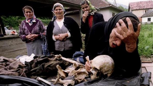 Мајка Добрина из Факовића